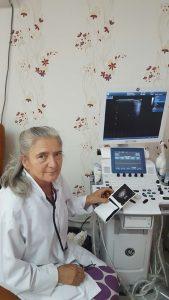 Simona Bocan - medic primar medicina interna