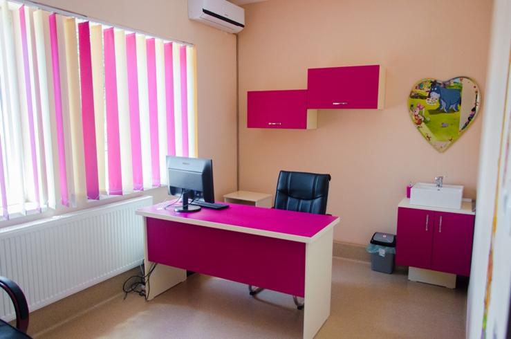 Cabinet pediatrie Arad