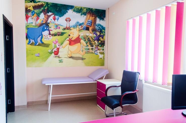 Cabinet pediatrie Policlinica As Arad